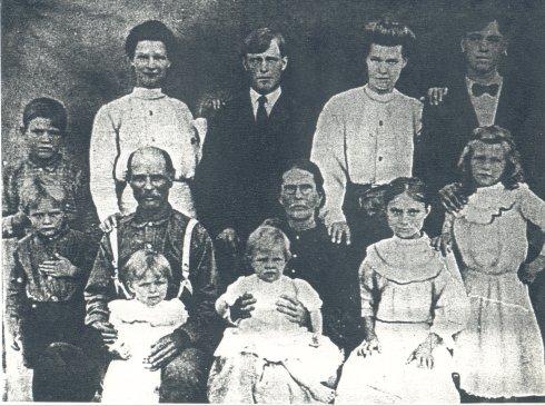 Samuel J. Hussey & Family